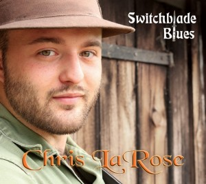 A new album of folk music by Chris LaRose