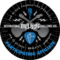 Chris was a semi-finalist in the International Blues Challenge!